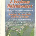 2. Hafenfest,Werbeseite